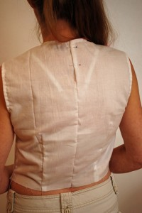 Back of Moi in Bodice at angle- resized