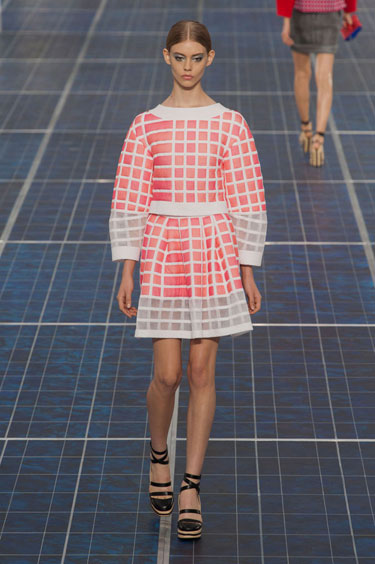 Chanel - Spring 2013 #23 Belled Dress Simple