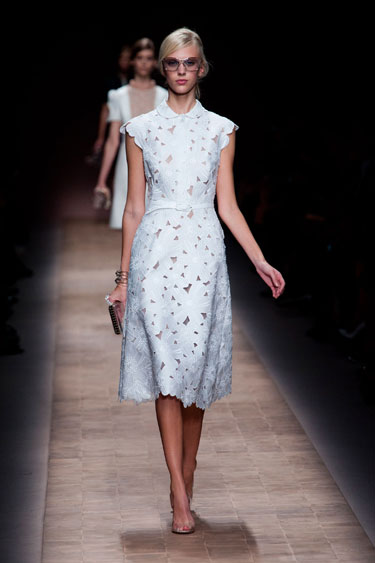 Valentino - Spring 2013 #18 Timeless Style in Lace