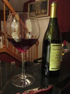 Glass of Starstruck Wine for Web