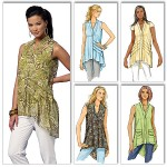 Butterick 5646 - Top