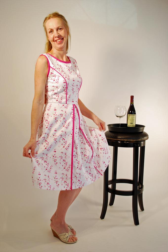 Simplicity 1797 Dress A RS