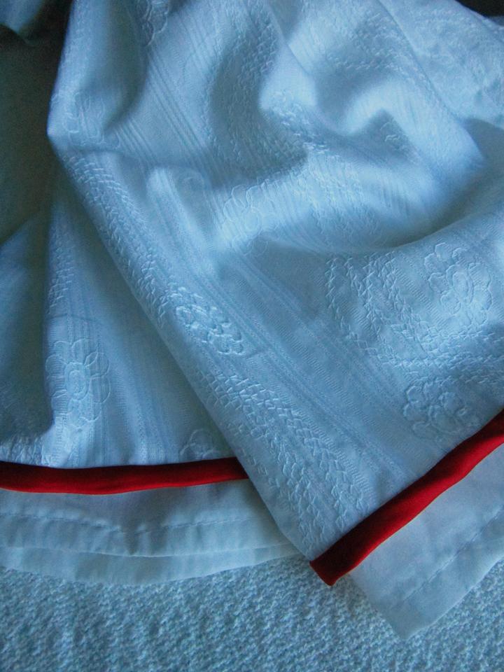 McCalls 6561 Dress Hem RS