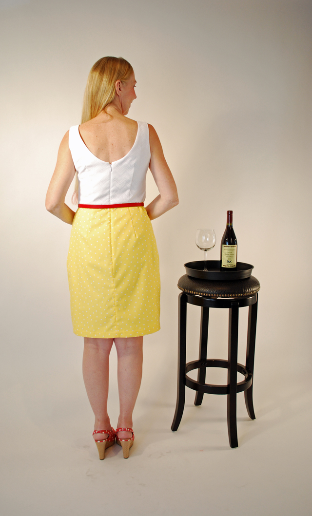 SParis Dress Back RS