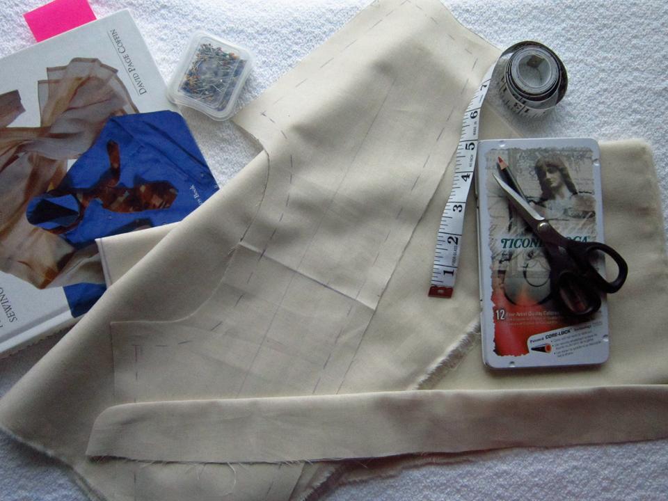 Draping Shirt RS