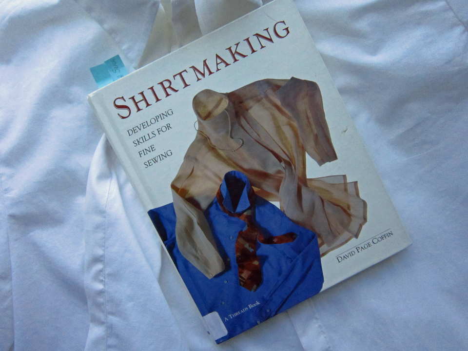 Shirtmaking DPC Book RS
