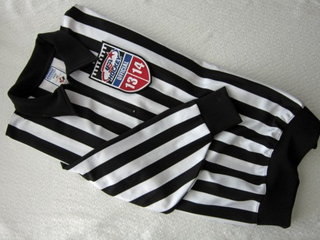 Hockey Officiating Pants Made for Her  bffbadd79067
